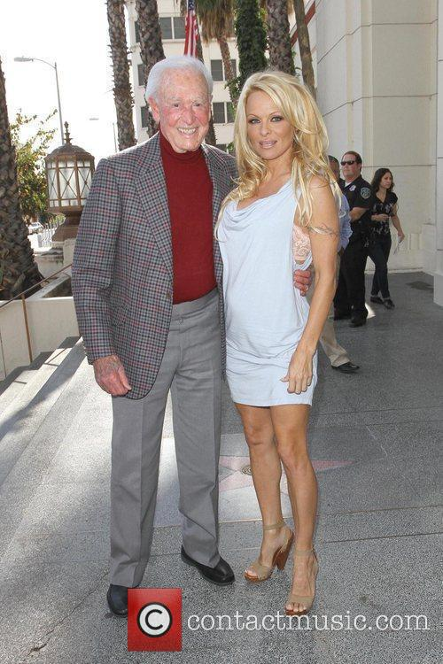 Bob Barker and Pamela Anderson 7