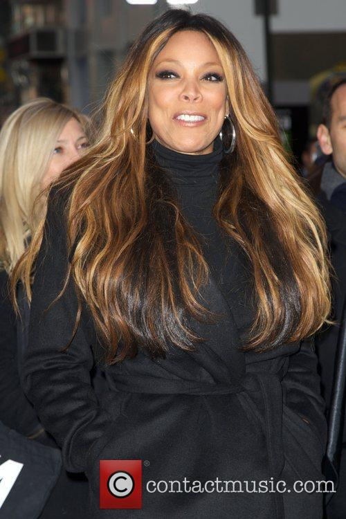 Wendy Williams, Times Square and New York City 16
