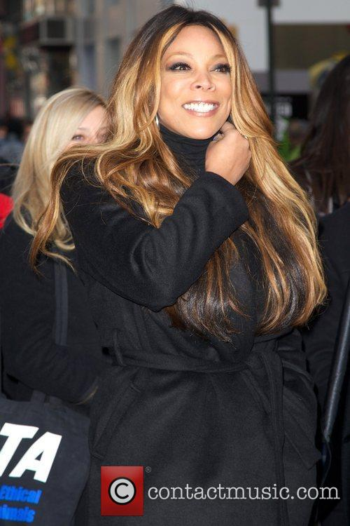 Wendy Williams, Times Square, New York City