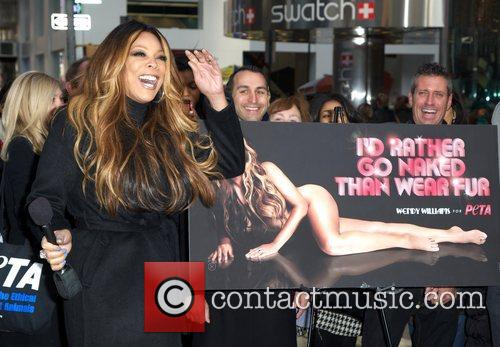 Wendy Williams, Times Square and New York City 13