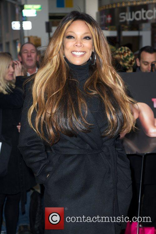Wendy Williams, Times Square and New York City 3