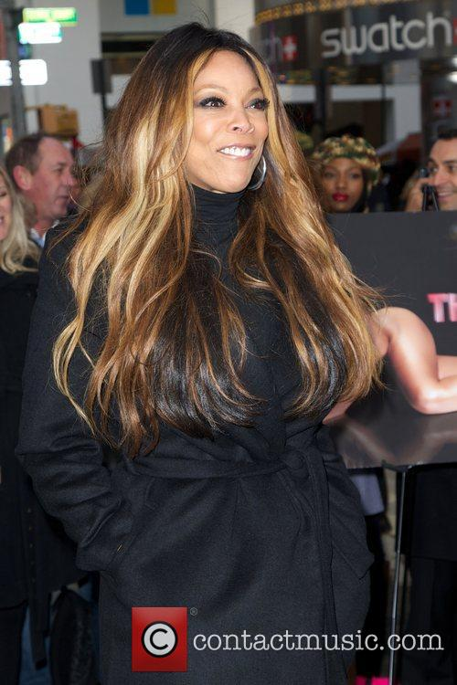 Wendy Williams, Times Square and New York City 10