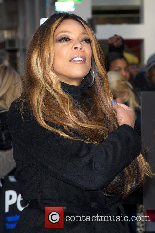 Wendy Williams, Times Square and New York City 7