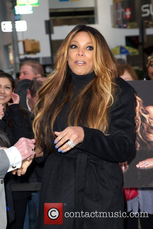 Wendy Williams, Times Square and New York City 23