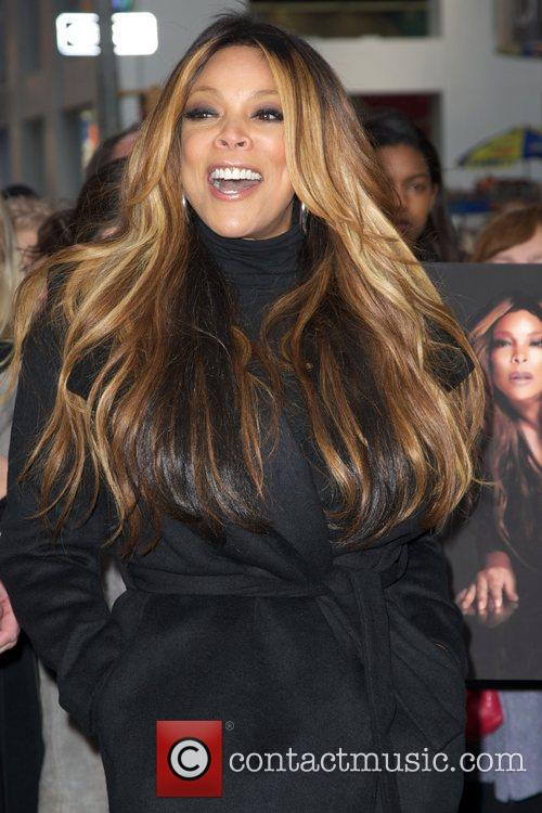 Wendy Williams, Times Square and New York City 20