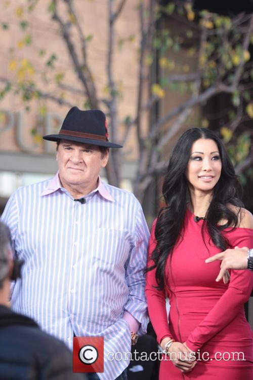 Pete Rose appears on entertainment news show 'Extra'...
