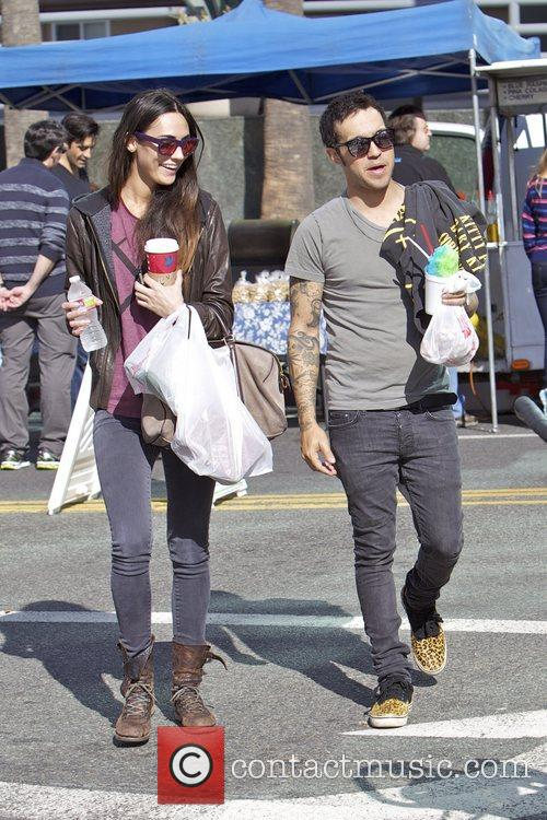 Pete Wentz and Meagan Camper 5