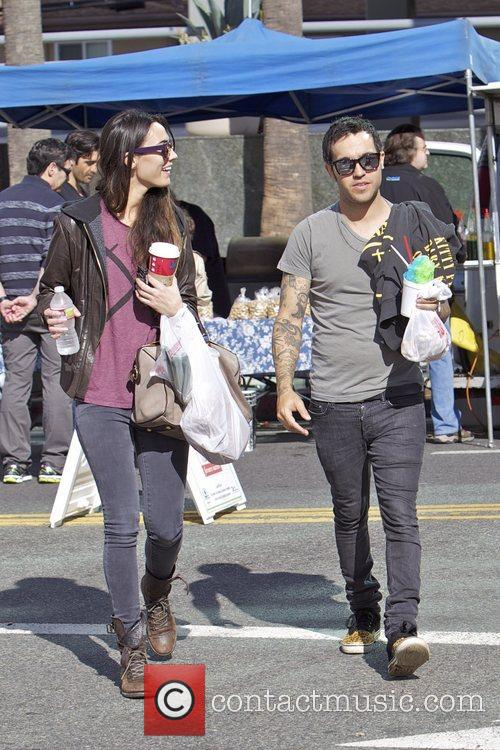 Pete Wentz and Meagan Camper 10