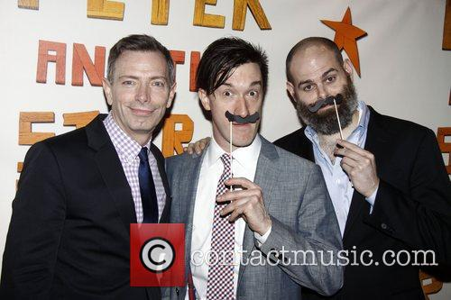 Broadway opening night after party for 'Peter and...
