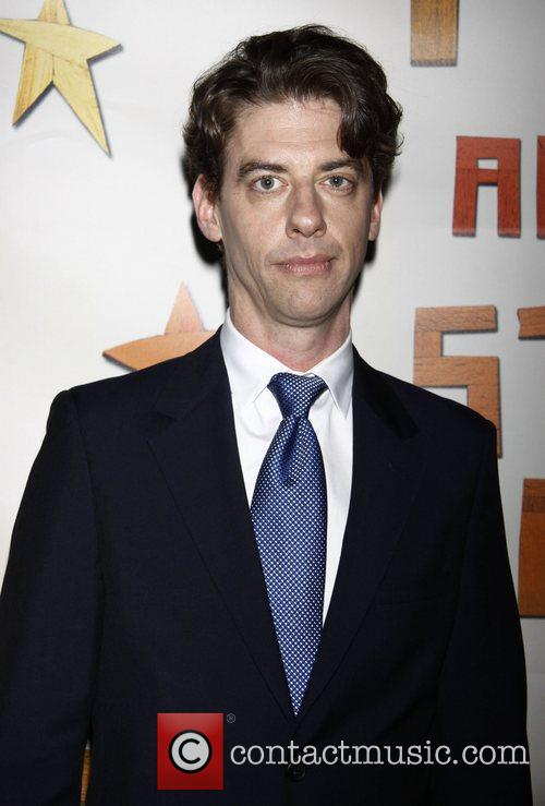 Christian Borle  Broadway opening night after party...