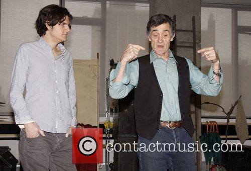 Alex Timbers and Roger Rees  Meet and...