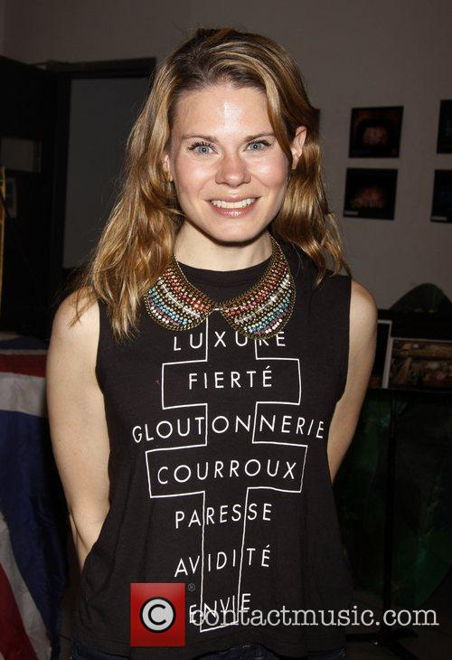 Celia Keenan-Bolger Meet and greet with the cast...