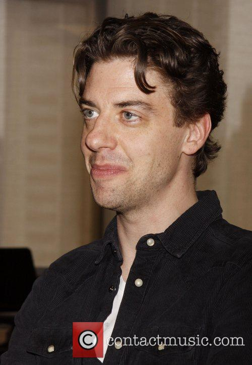 Christian Borle from the TV show 'Smash' Meet...