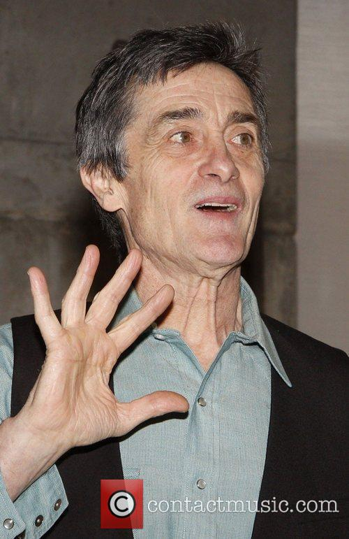 Roger Rees from the classic TV show 'Cheers'...