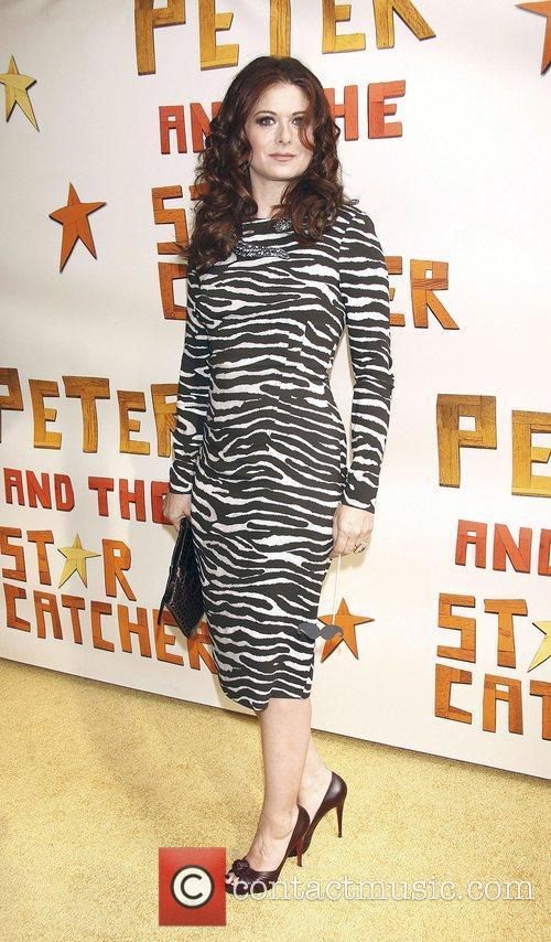 Debra Messing  Broadway opening night of 'Peter...