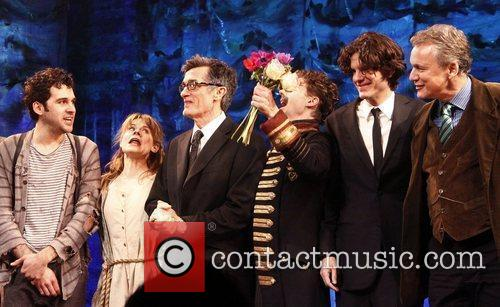 Roger Rees and Christian Borle 1