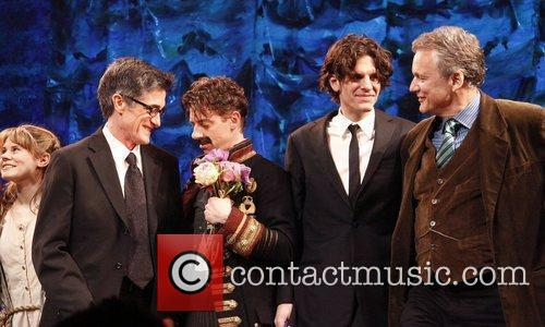 Roger Rees and Christian Borle 3