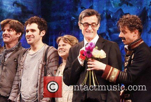 Roger Rees and Christian Borle 4