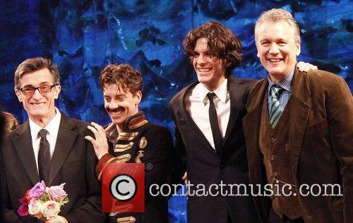 Roger Rees and Christian Borle 5