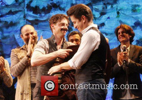 Christian Borle and Roger Rees 3
