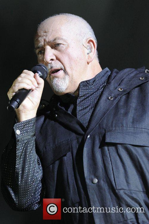 Peter Gabriel, Air Canada Centre, Back To Front and Anniversary 5