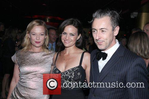 Samantha Mathis, Carla Gugino and Alan Cumming 3