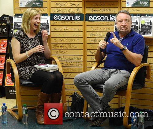 Peter Hook and Nadine O'regan 4
