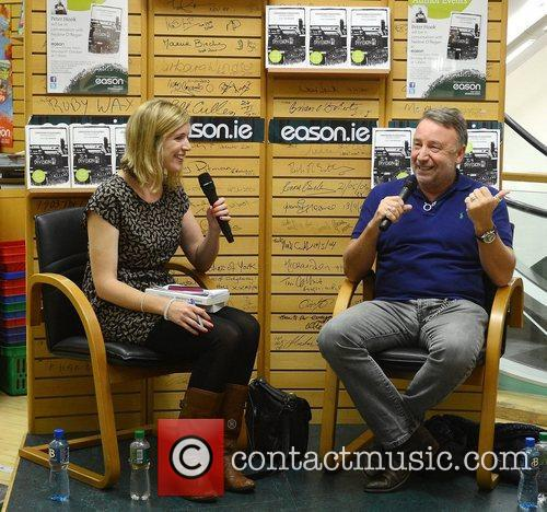 Peter Hook and Nadine O'regan 5