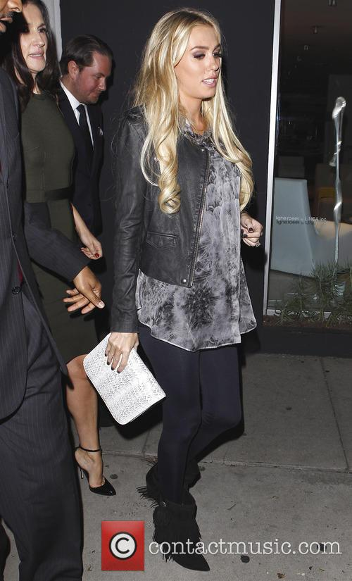Featuring: Petra Ecclestone