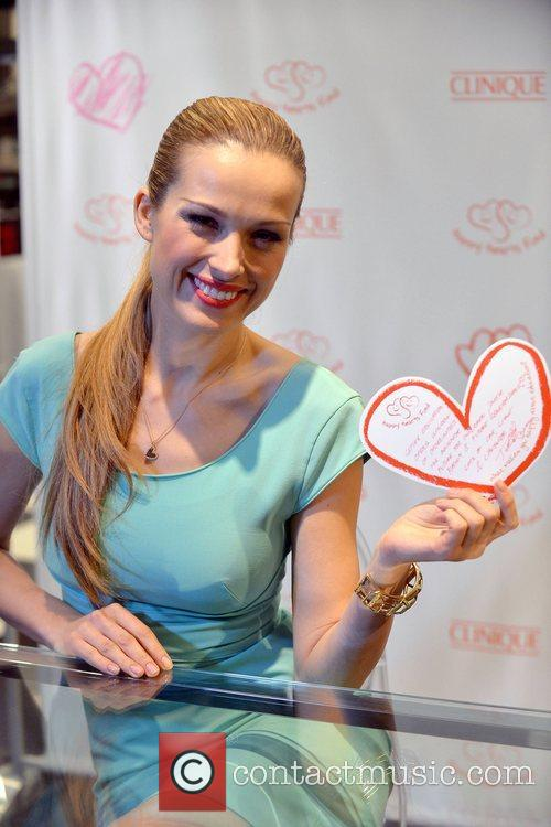 Petra Nemcova, Happy Hearts Fund, Clinique and Bloomingdale 13
