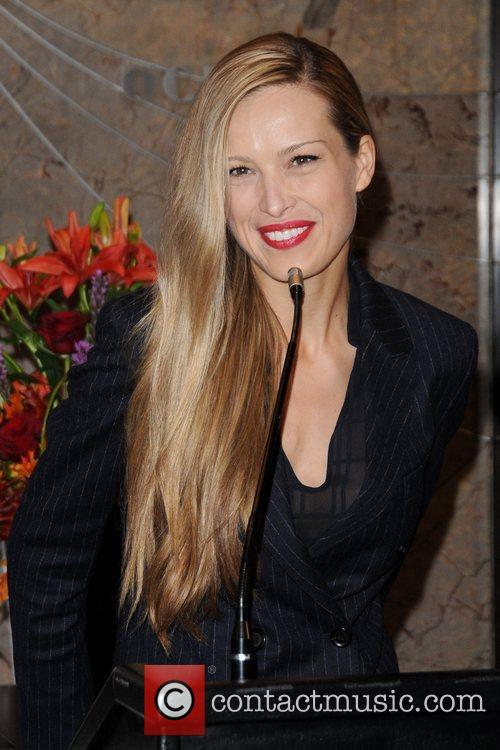 petra nemcova lights the empire state building 5934283