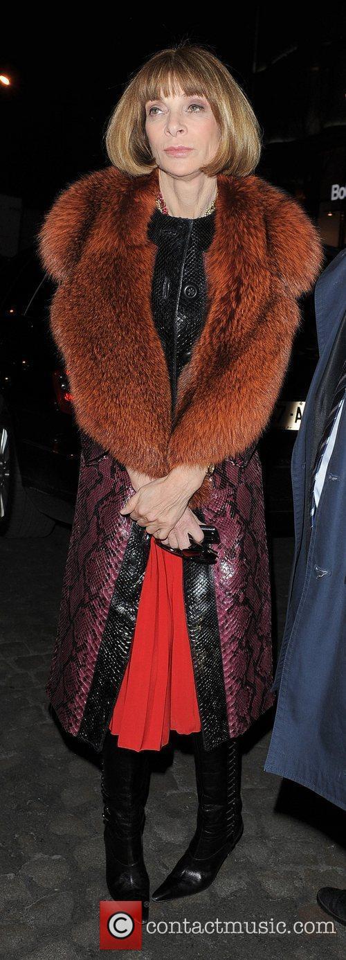 Paris Fashion Week Autumn/Winter 2012 - Alexander McQueen-...
