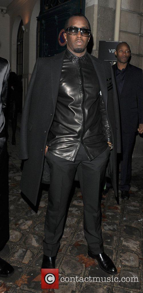 Paris Fashion Week Autumn/Winter 2012 - Givenchy -...