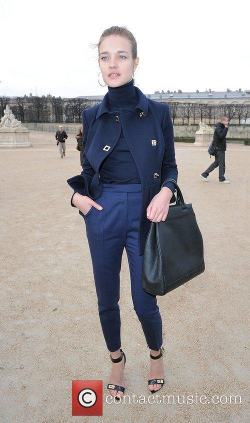 Paris Fashion Week Autumn/Winter 2012 - Valentino- Outside...