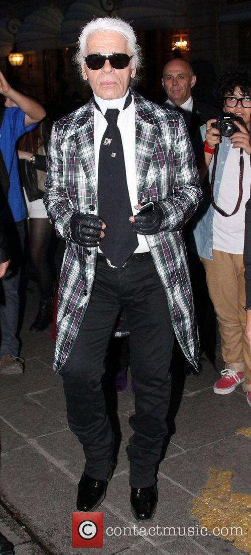 Karl Lagerfeld Paris Men's Fashion Week Spring/Summer 2013...