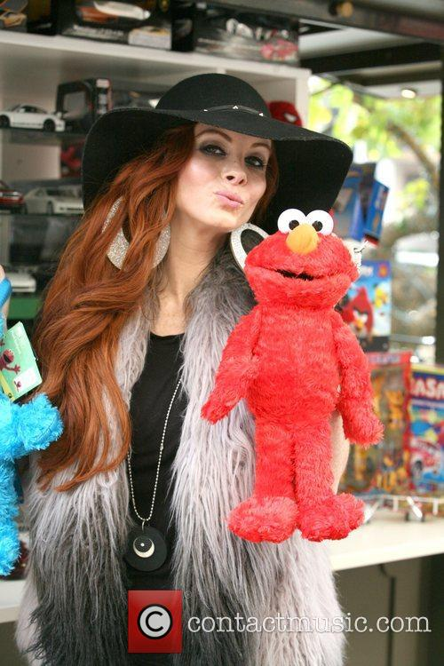 Phoebe Price, Henry, The Grove and West Hollywood 3