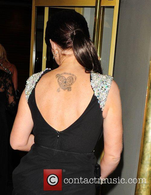 Daniella Westbrook and Tattoo 3