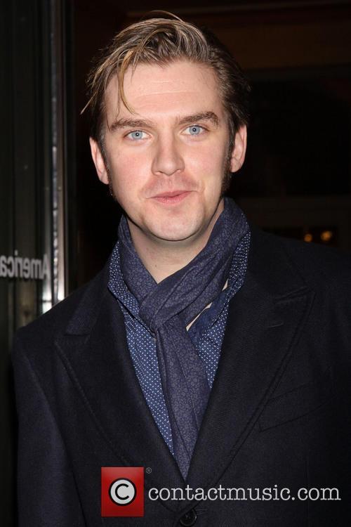 Dan Stvens Downton Abbey