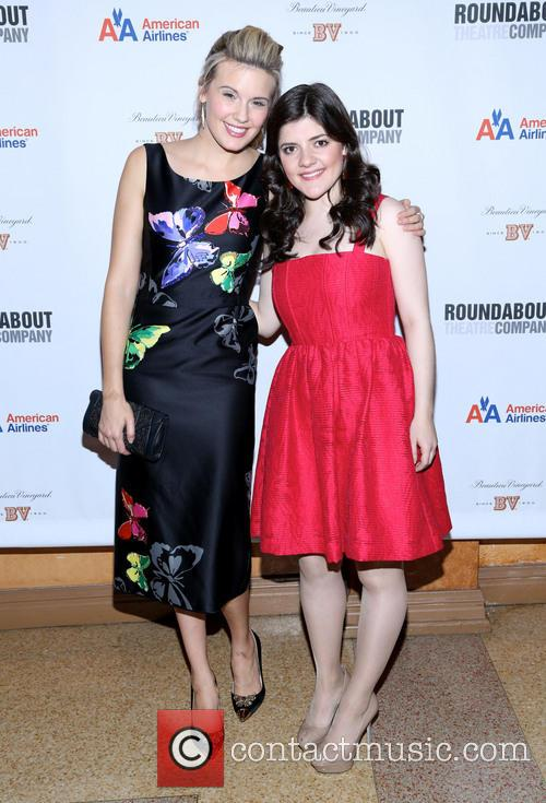 Maggie Grace and Madeleine Martin 8