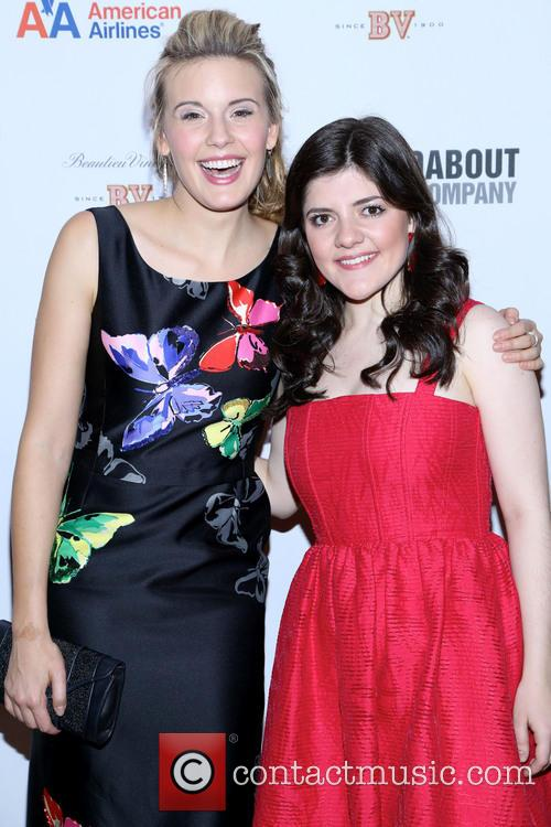 Maggie Grace and Madeleine Martin 5
