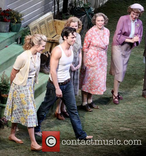 Maggie Grace, Sebastian Stan, Mare Winningham, Ellen Burstyn and Elizabeth Marvel 3