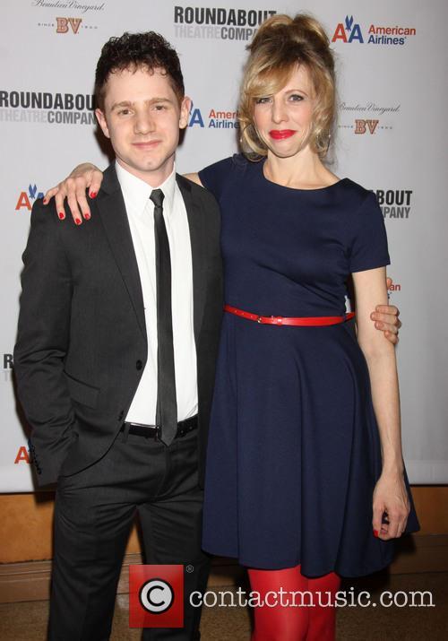 Chris Perfetti and Maddie Corman