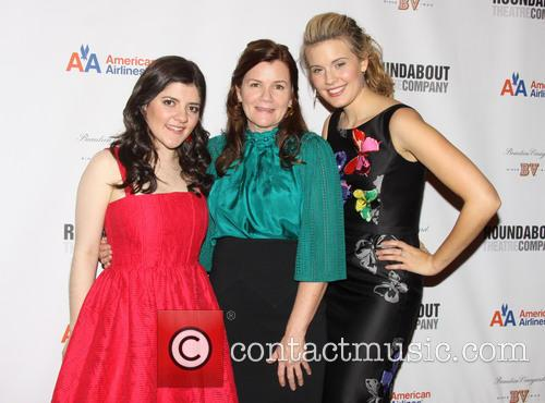 Photo of Madeleine Martin & her friend  Maggie Grace