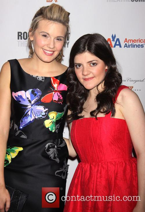 Maggie Grace and Madeleine Martin 7