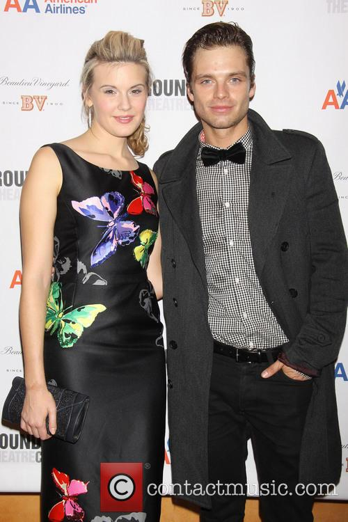 Maggie Grace and Sebastian Stan 6