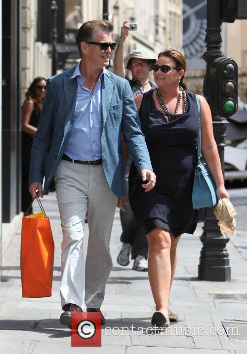 Pierce Brosnan and Keely Shaye Smith 10