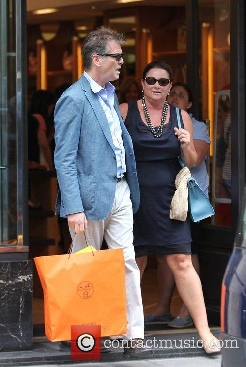 Pierce Brosnan and Keely Shaye Smith 13