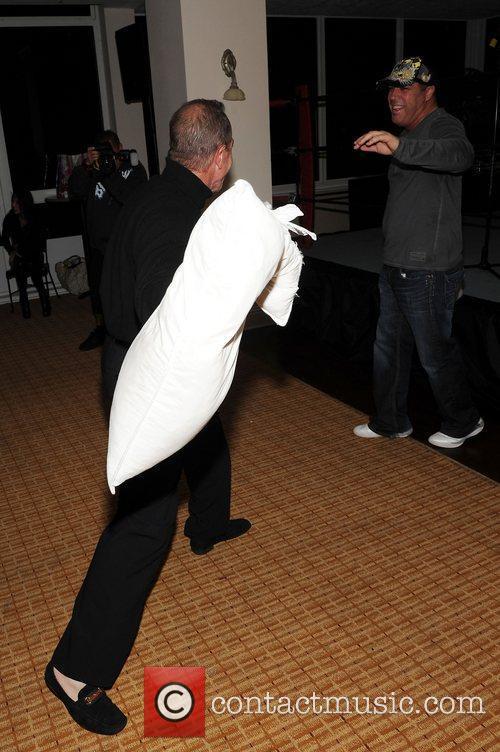 Michael Lohan Michael Lohan at the Damon Feldman...