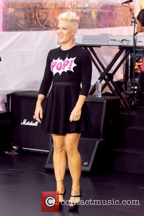 pink aka alecia moore performs at rockefeller 5914954