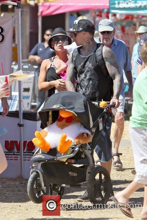 Pink and Carey Hart 5